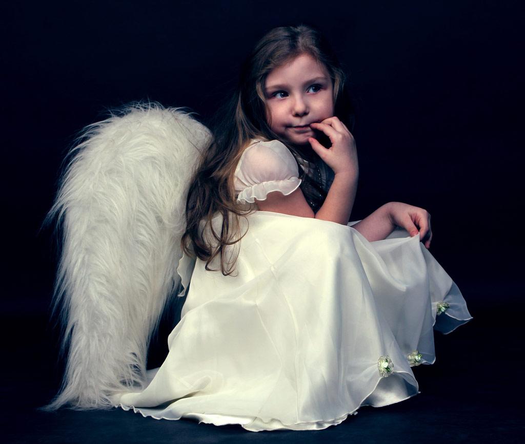 子供は天使